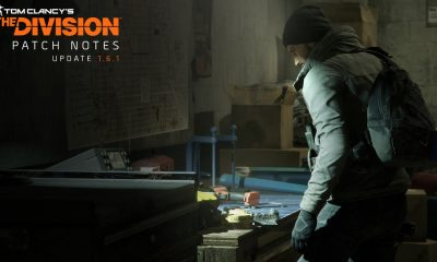 The Division 1.6.1 Patch Notes
