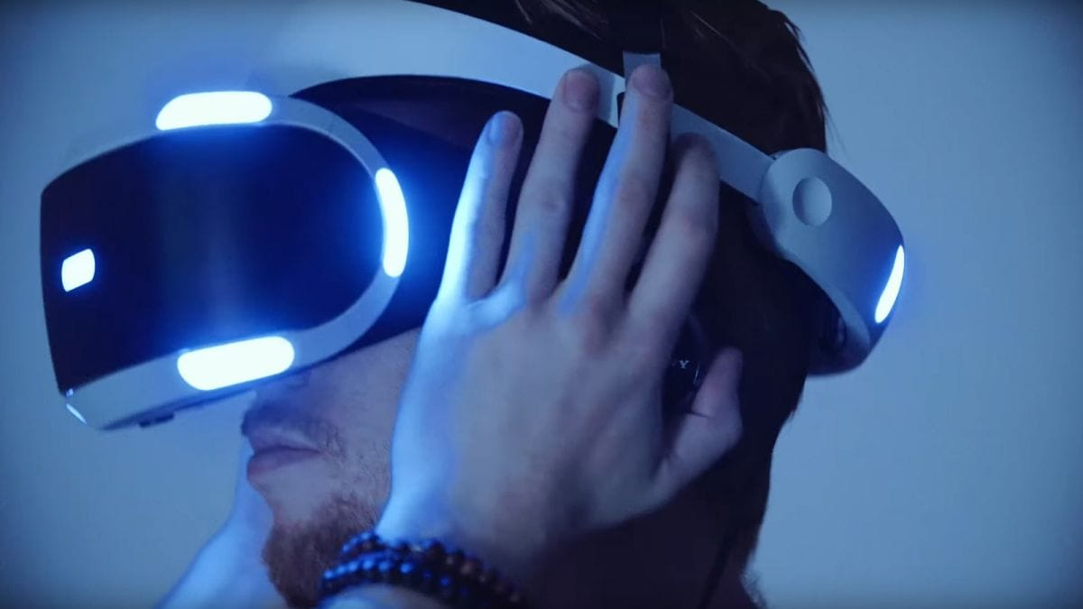 Video Gaming Deals - PSVR Header