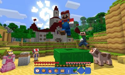 minecraft switch review