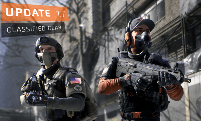 The Division 1.7 Trailer