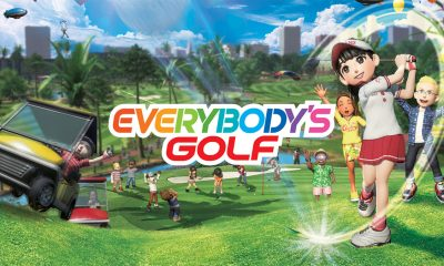 everybody's golf review ps4