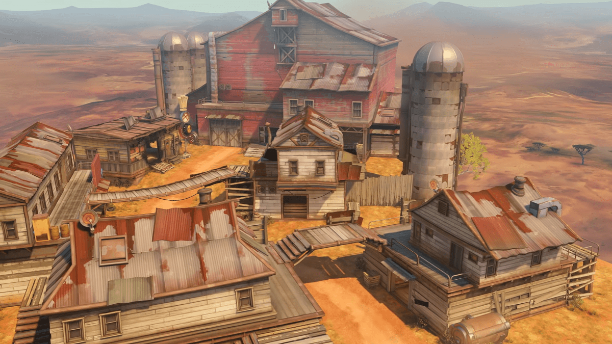 Junkertown Preview